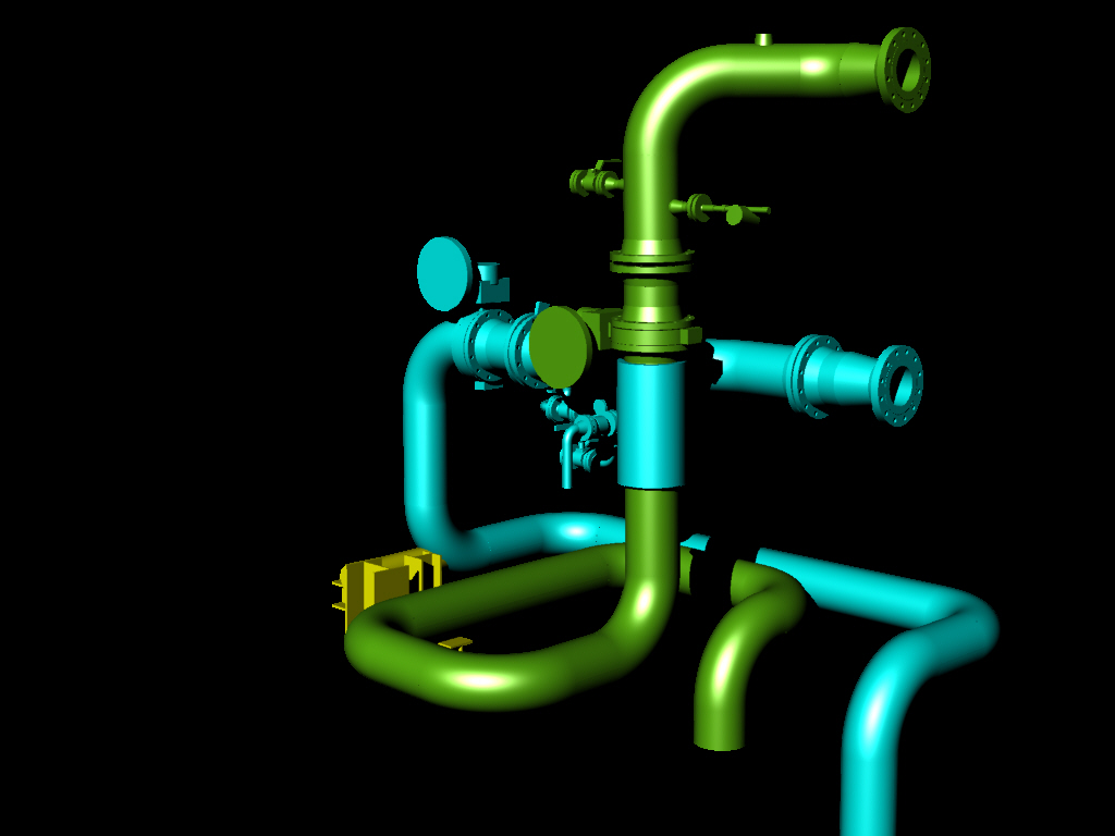 Pipe Spool Replacement Global Scanning Solutions