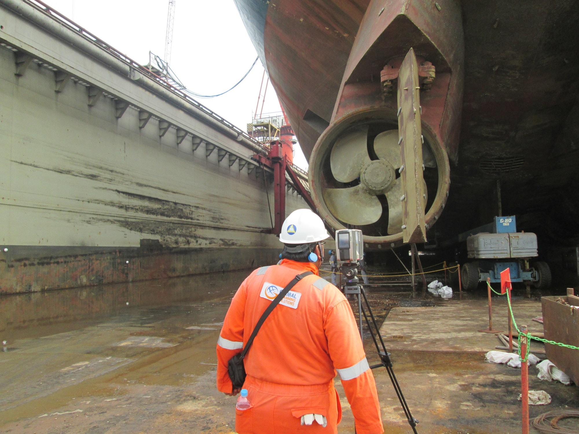 Ship Hull Inspection Global Scanning Solutions